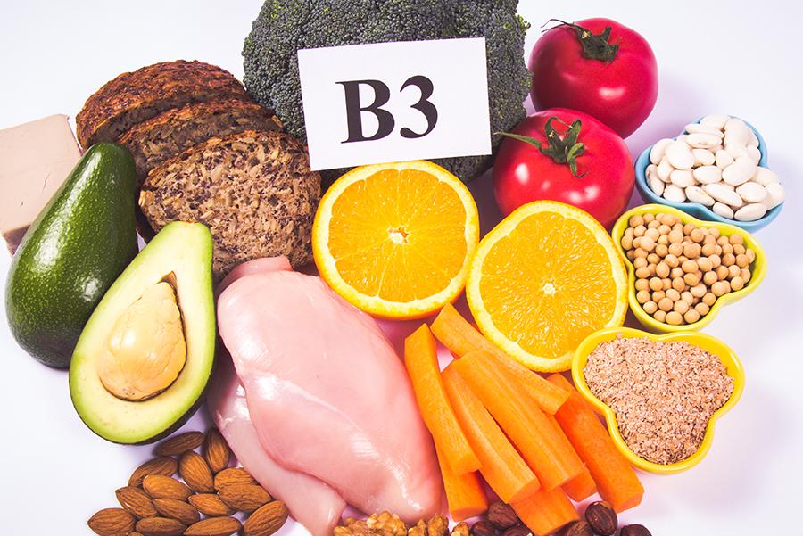 Зачем нужен витамин В3? | Израиль-Cart