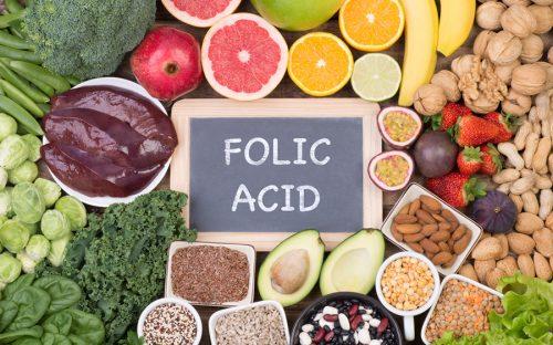 El ácido fólico